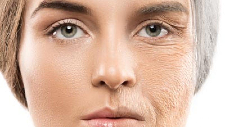 איך לטפל בהזדקנות העור